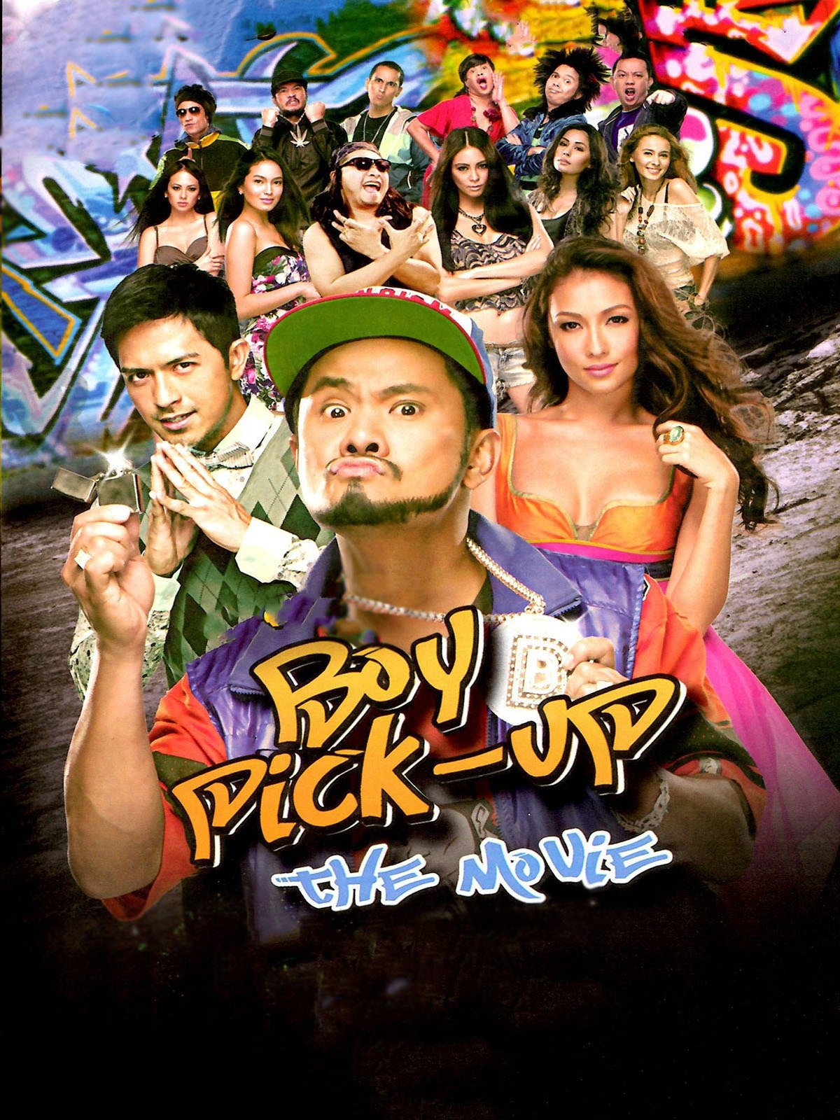 Boy Pick-Up