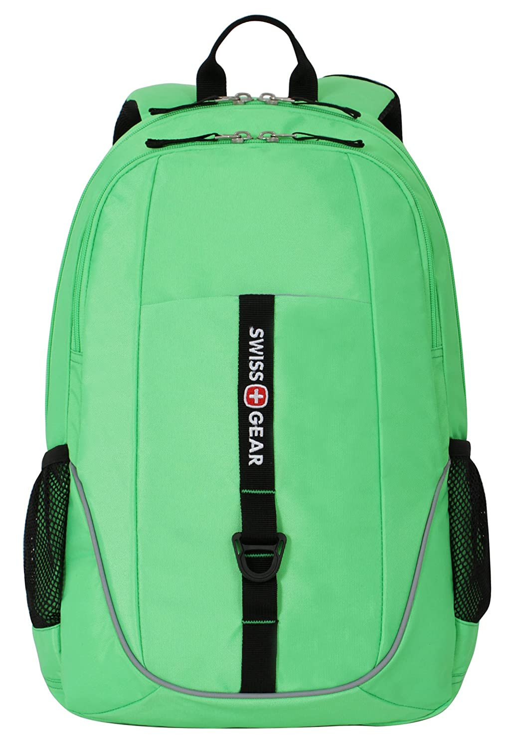 SwissGear SA6639 Neon Green Computer Backpack - Fits Most 15 Inch Laptops  and Tablets 581d1c5635519