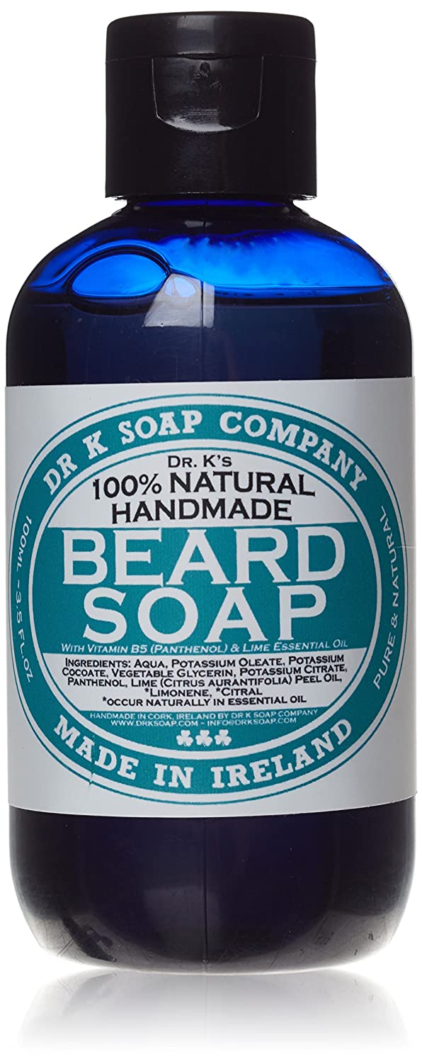 DR K Beard Soap