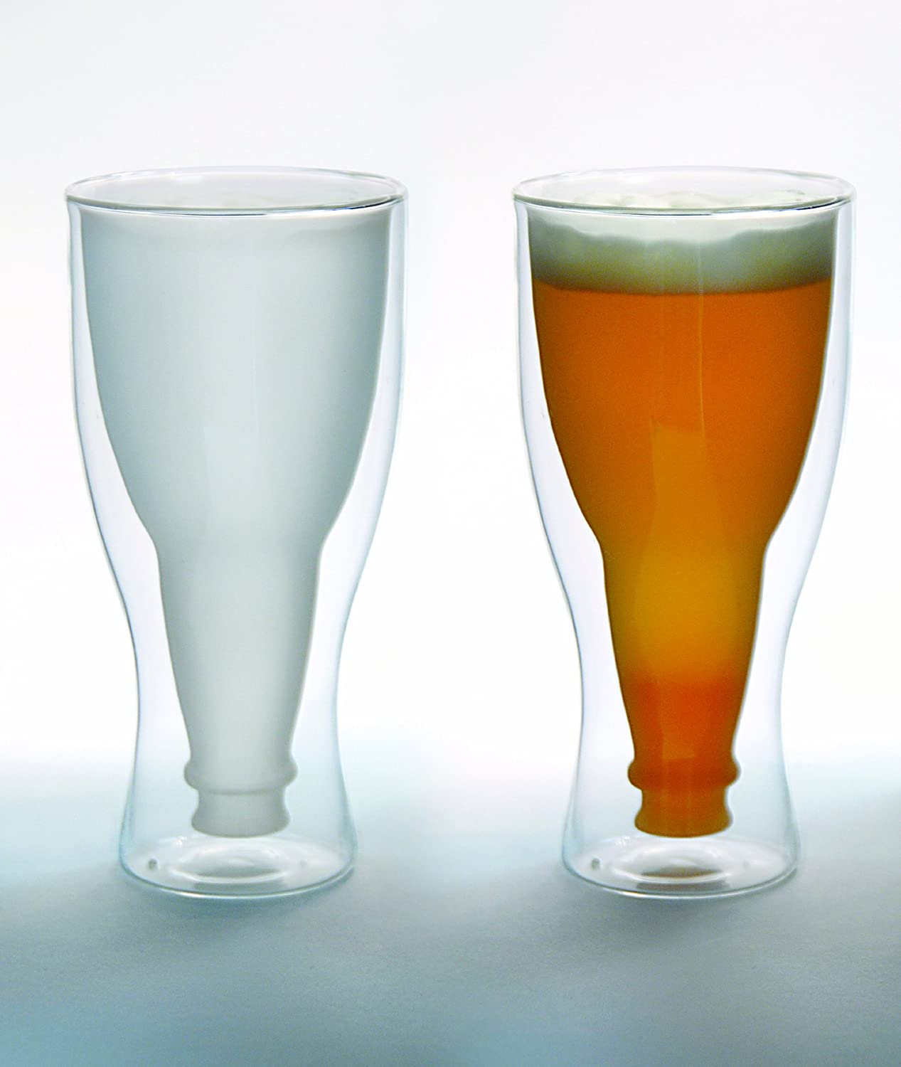 Double Wall Homes Double Wall Beer Glass