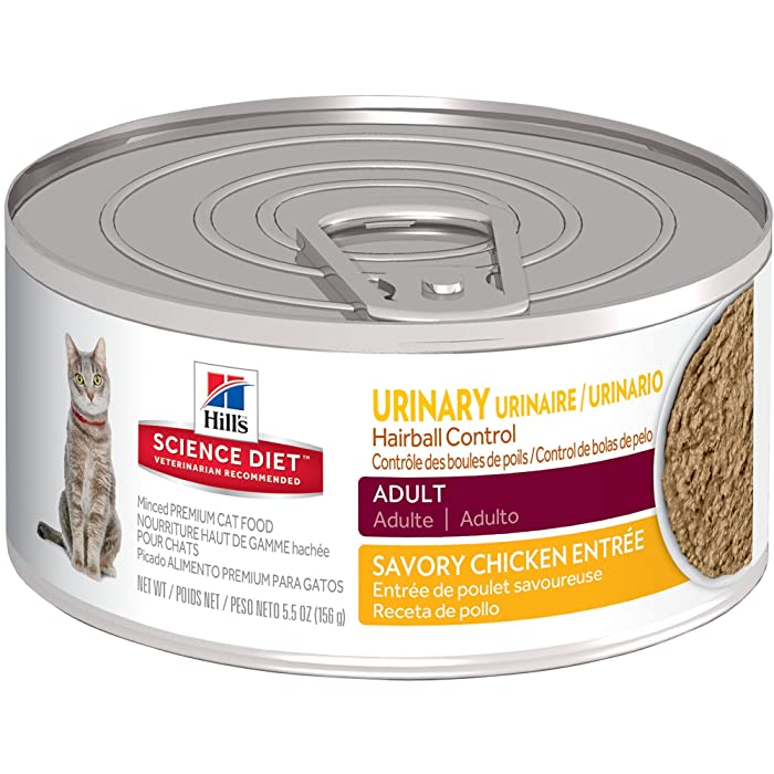 Science Diet Urinary Health Cat Food