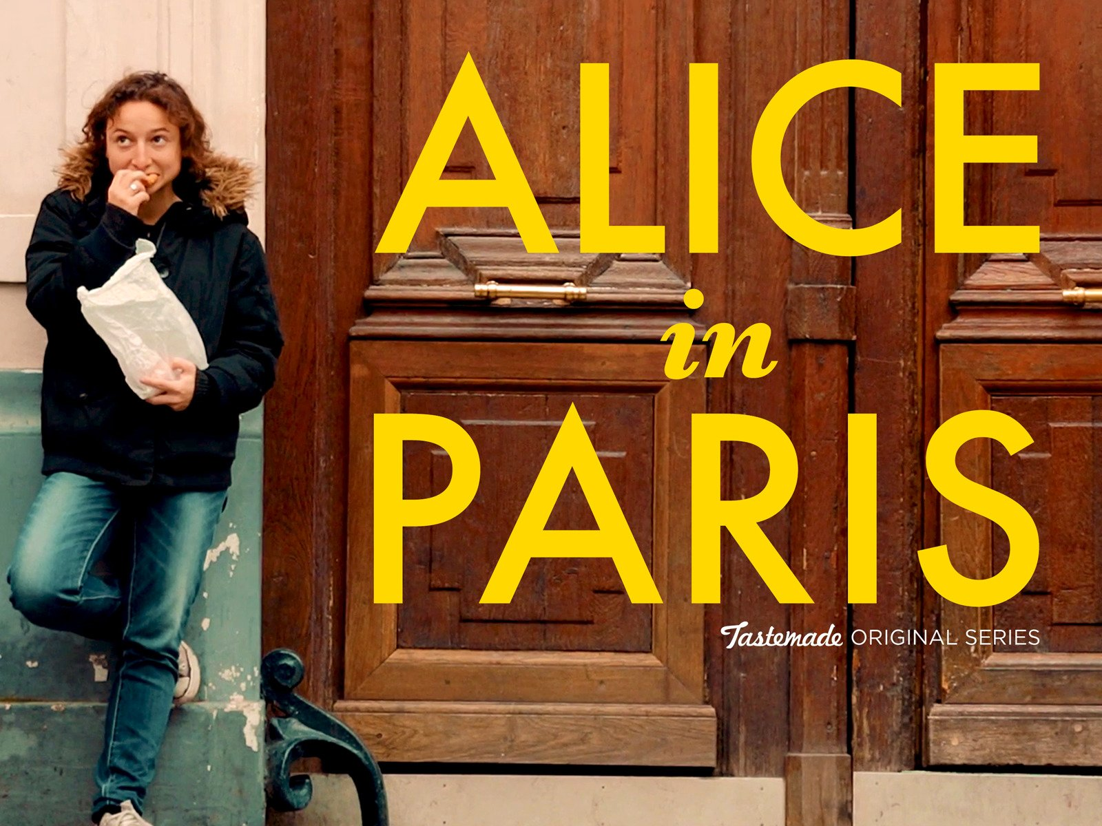 Alice in Paris on Amazon Prime Video UK