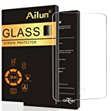 AILUN Screen Protector Compatible with iPad Pro,New iPad 2017/2018 Model [9.7 inch],Tempered Glass,9H Hardness,[Apple Pencil Compatible] Ultra Clear,Anti-Scratch,Case Friendly-Siania Retail Package (Color: Tempered Glass for iPad Pro 9.7 Inch)