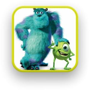 Monsters Inc. Movie Storybook