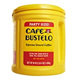 Cafe Bustelo Coffee Espresso, 36 Ounce (Color: Yellow)
