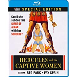 Hercules And The Captive Women (1963) [The Film Detective Special Edition] [Blu-ray]