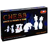 ScienceWiz - Chess: Once A Pawn A Time Board Game (Color: Black, Tamaño: 2)