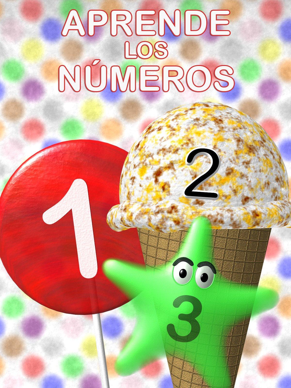 Aprende los Números on Amazon Prime Video UK