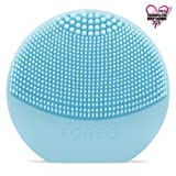FOREO LUNA play – All the Power of T-SONIC Cleansing in 1 Small Device, Mint (Color: Mint)