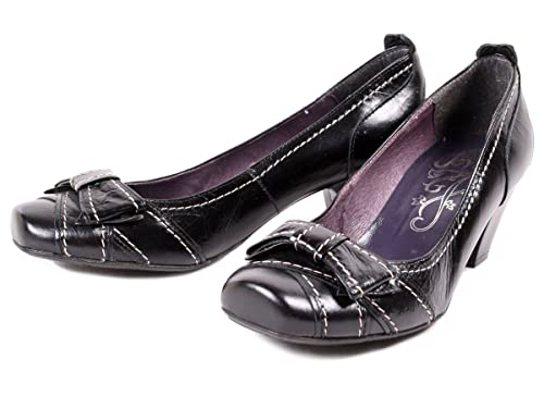 leather shoes made in spain images