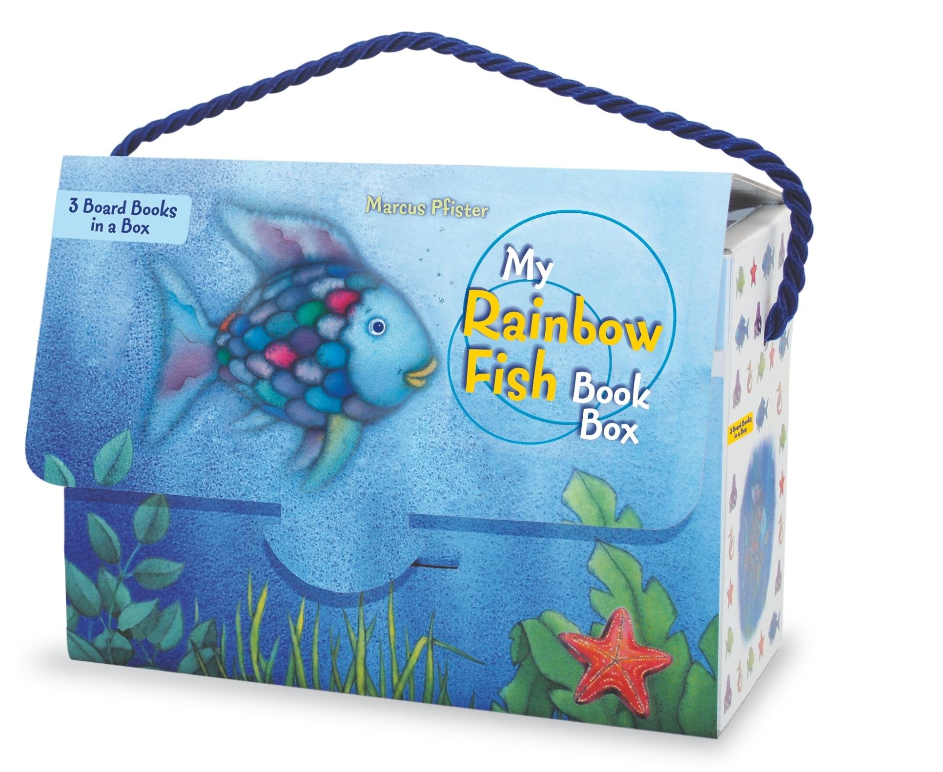 Rainbow Fish Book Read Online my Rainbow Fish Book Box