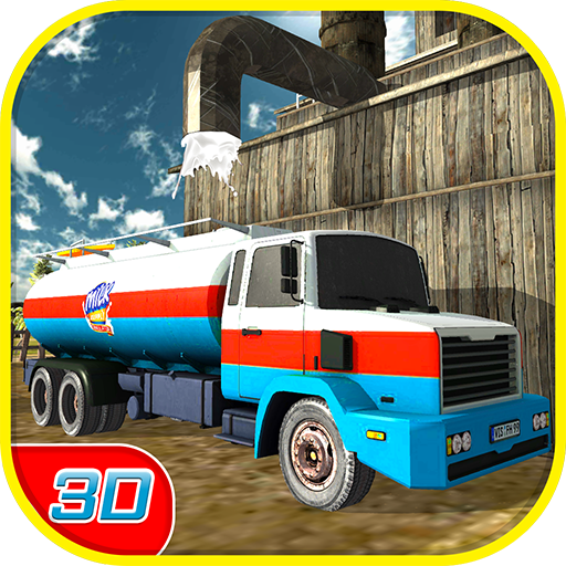 Milk Truck Supply Simulator 3D (Free Four Wheeler Games compare prices)