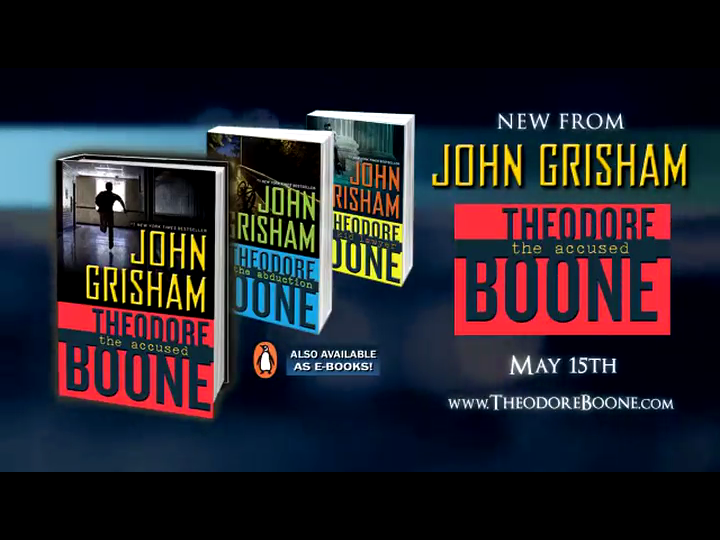 Theodore Boone: The Accused Paperback - amazon.com