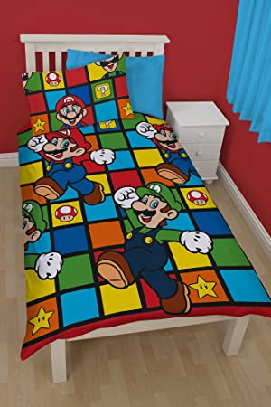Retro Nintendo Duvet Set