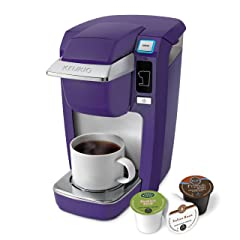Keurig K10 MINI Plus Brewing System, Purple