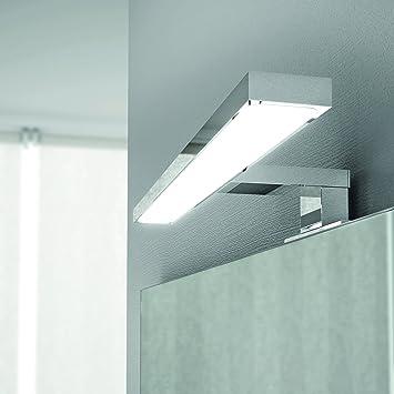 Idea Mistral Spiegelschrank Bianco Weiß 120