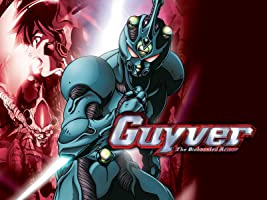 Guyver: The Bioboosted Armor Season 1
