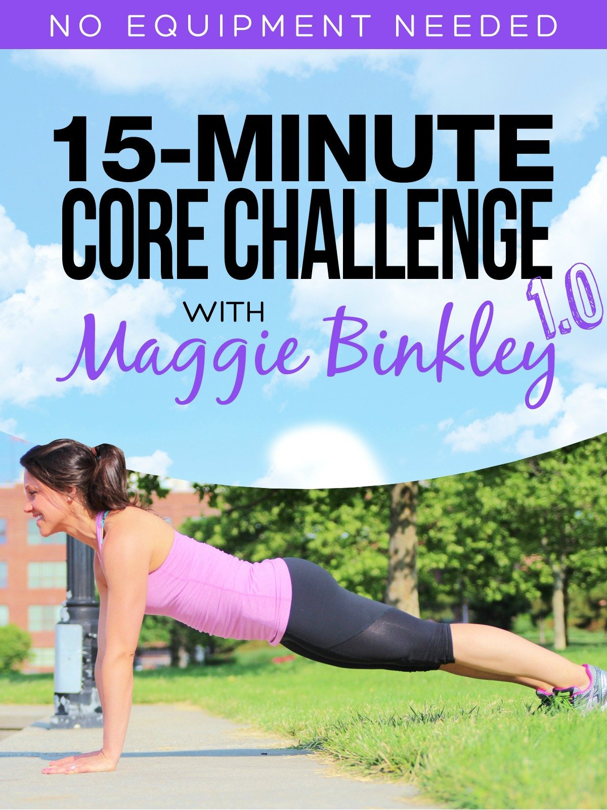15-Minute Core Challenge 1.0 on Amazon Prime Instant Video UK