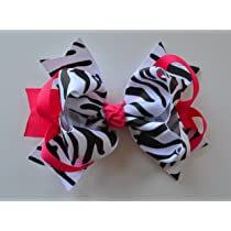 5 Boutique Ring Hair Bow