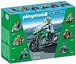 Playmobil Sports Bike