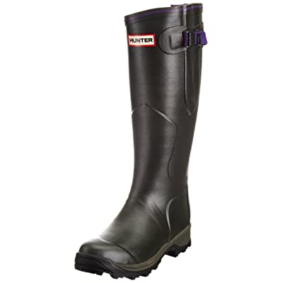 Hunter Women's Lady Balmoral Wellington Boot