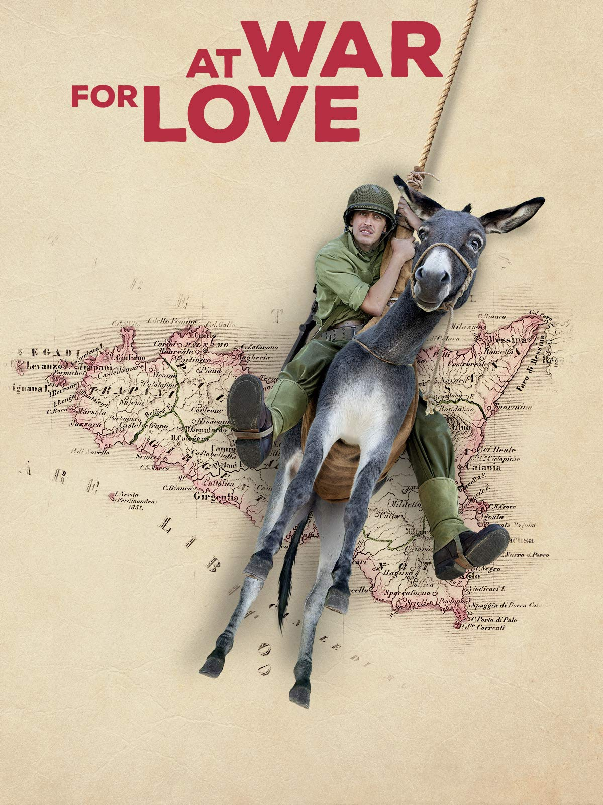 At War for Love