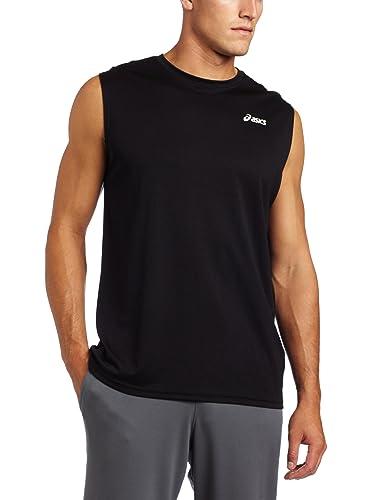 asics shirt sleeveless