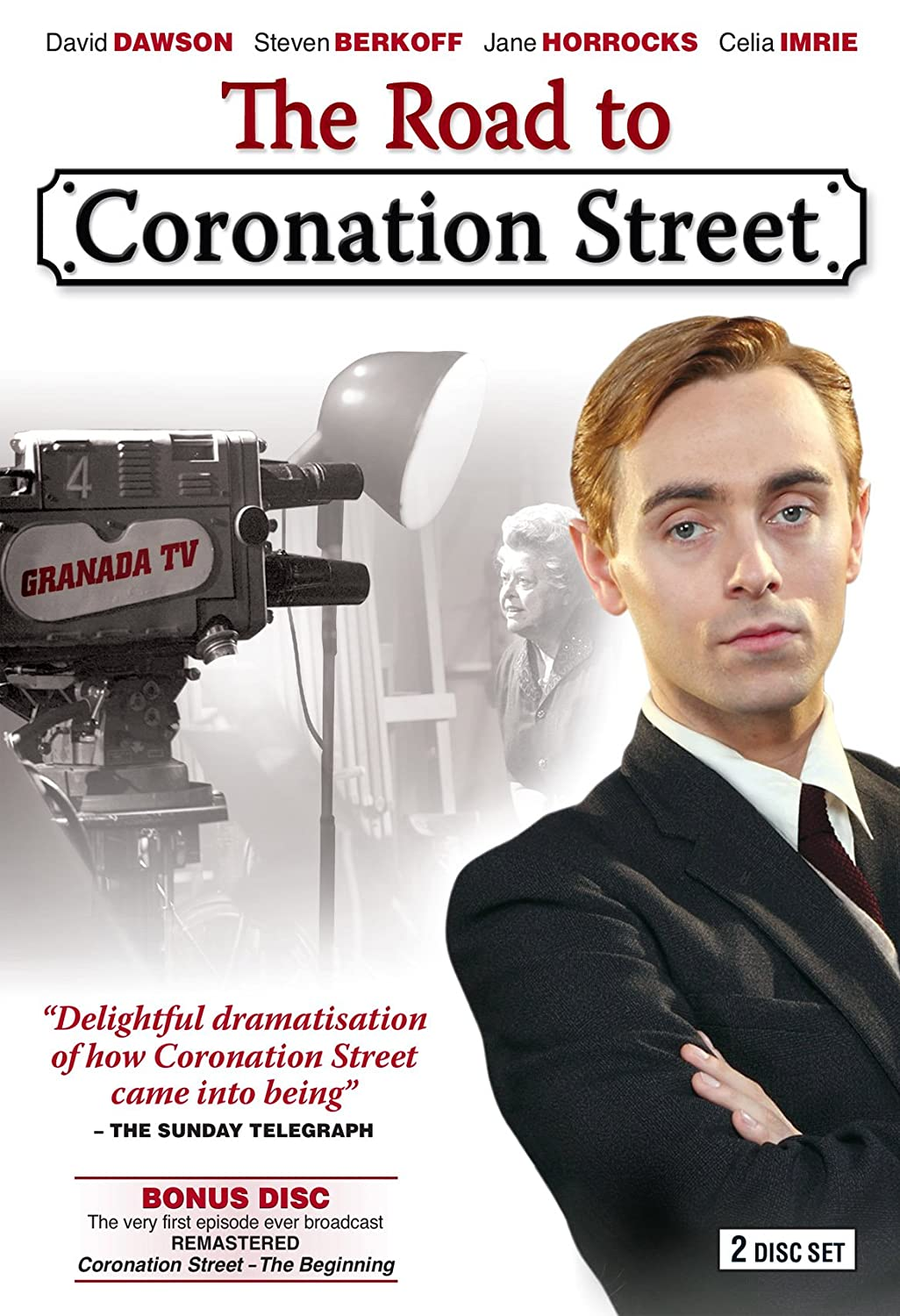 The Road to Coronation Street Cover