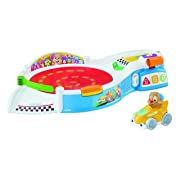 Fisher-Price Laugh & Learn Puppys Smart Stages Speedway Toy