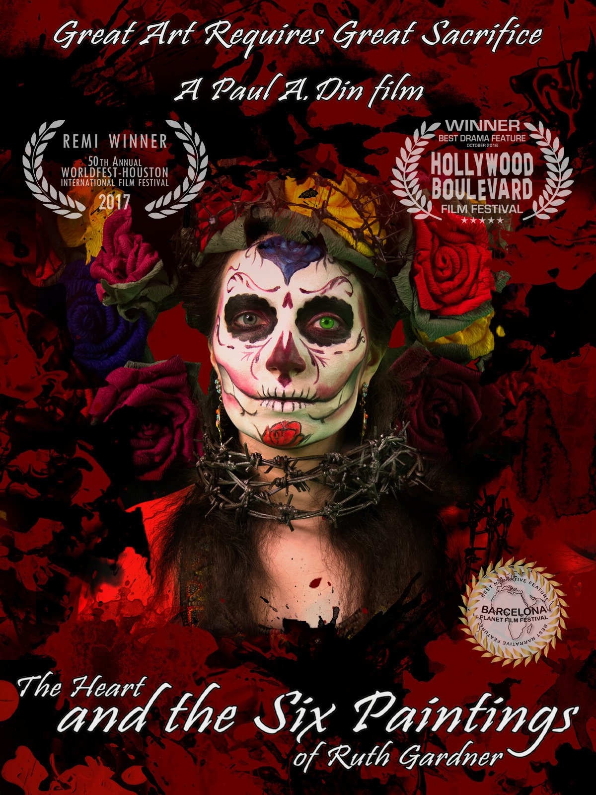 The Heart and Six Paintings of Ruth Gardner on Amazon Prime Instant Video UK