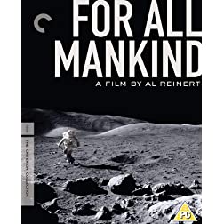 For All Mankind The Criterion Collection [Blu-ray]