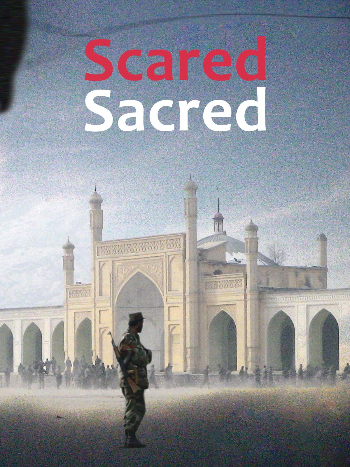 Scared Sacred on Amazon Prime Instant Video UK