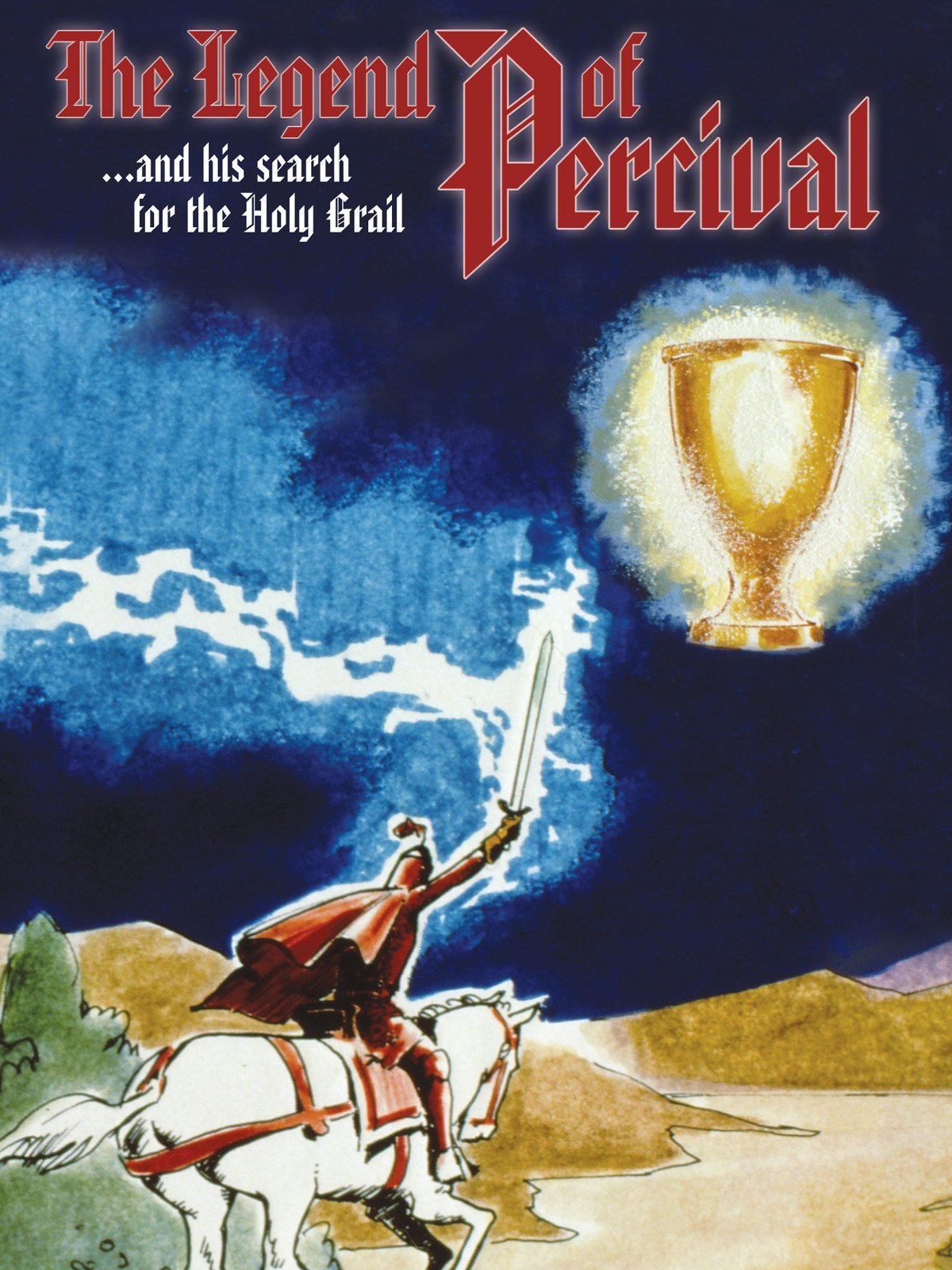 The Legend of Percival on Amazon Prime Instant Video UK