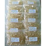 PurecapsUSA - Clear Empty Gelatin Capsules - Size 00 (10,000 Capsules) (Tamaño: 10,000 Capsules)
