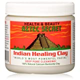 Aztec Secret Indian Healing Clay Deep Pore Cleansing, 1 Pound (Pack of 2) (Color: grey, Tamaño: 1 Pound)