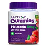 Natrol Melatonin 10Mg Gummy, 90 Count (Tamaño: 90)
