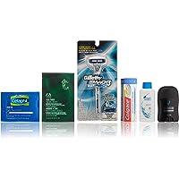 Mens Grooming Sample Box + $9.99 Amazon Credit