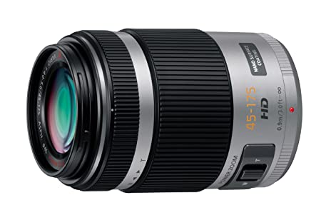 Panasonic LUMIX G X VARIO PZ 45-175mm/F4.0-5.6 ASPH./POWER O.I.S. | H-PS45175 silver (japan import)