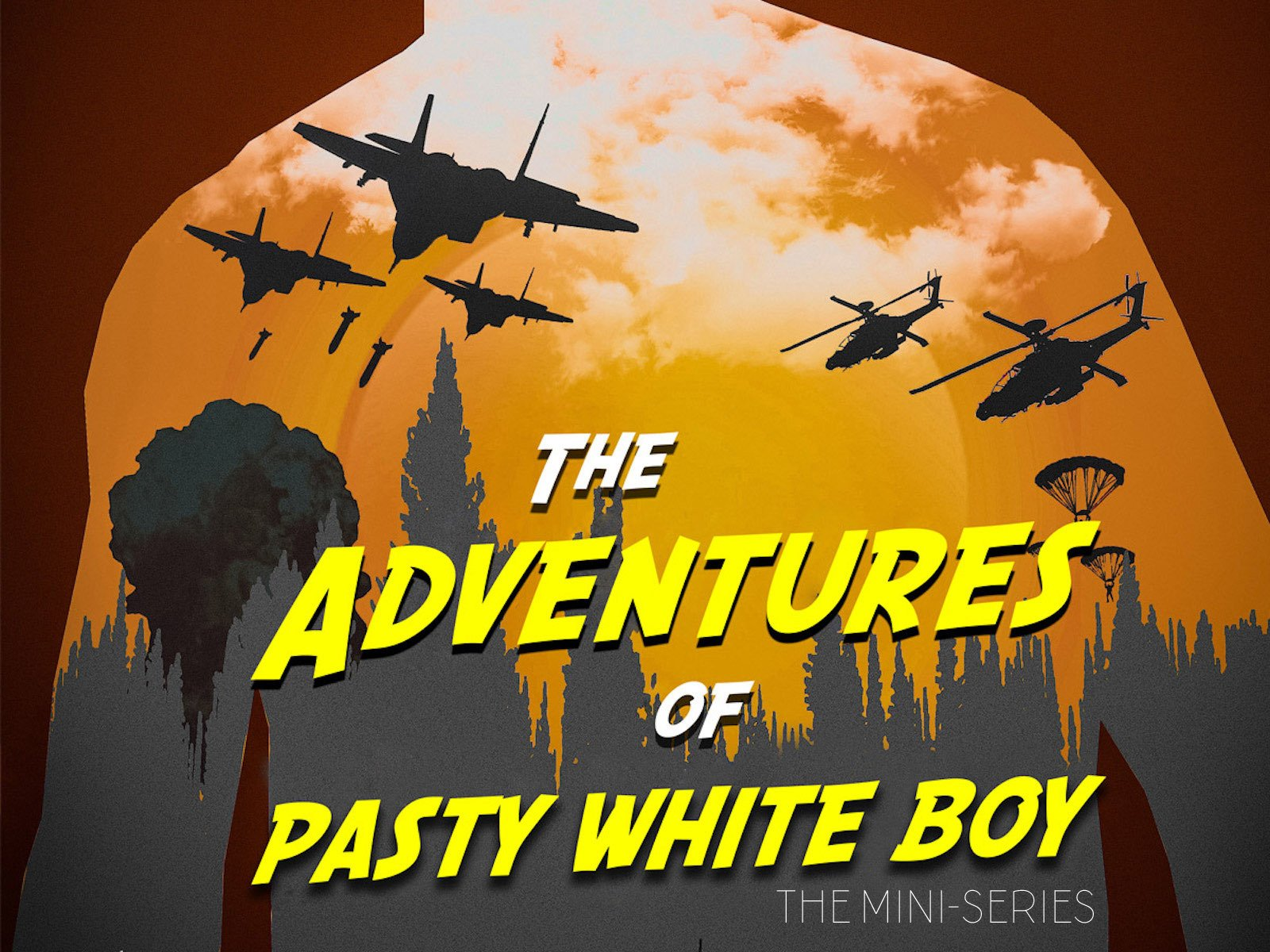 The Adventures of Pasty White Boy: The Mini-Series