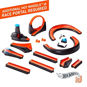 Hot Wheels id Smart Track Upgrade Kit (Color: Multi)