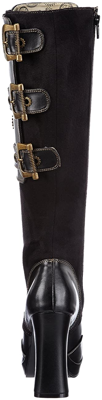 Pleaser Women's Crypto-302 Knee-High Boot 2
