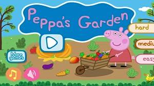 Peppa's Garden from Yozh Studio
