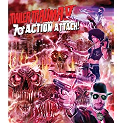 Trailer Trauma V: 70s Action Attack [Blu-ray]