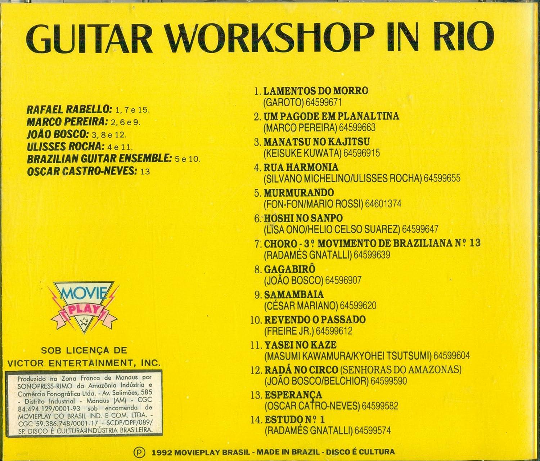 Various - Guitar Workshop Vol. 3 Direct Disk