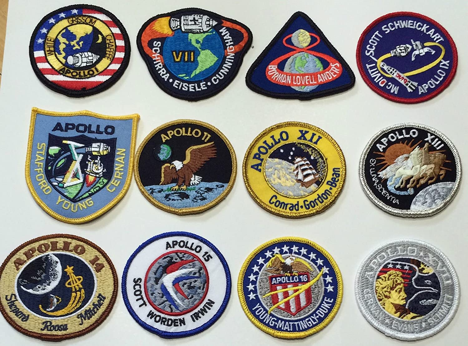 NASA Space Crew Patch Collection  Part 1  YouTube