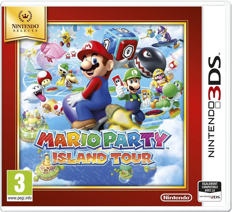 image Mario Party : Island Tour