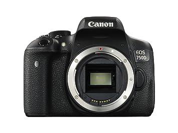 Canon EOS 750D Appareils Photo Numériques 24.7 Mpix