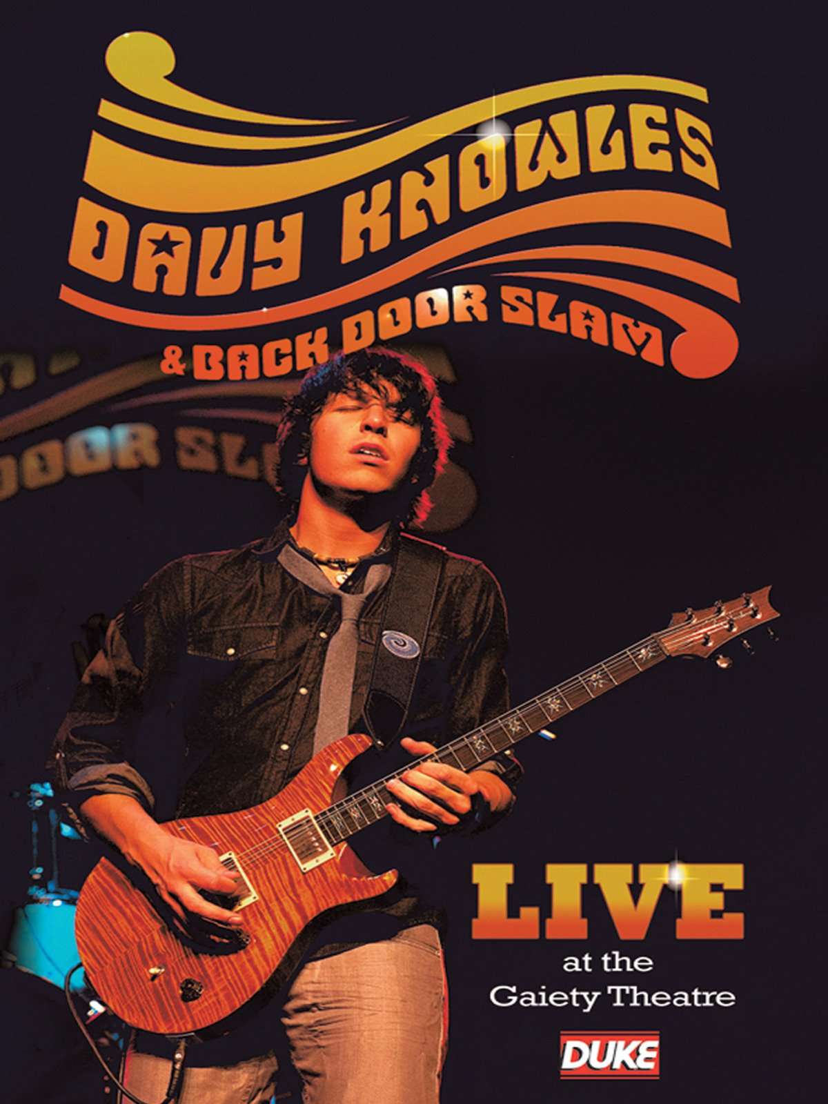 Davy Knowles: Live at the Gaiety