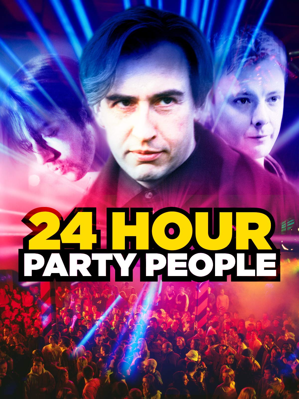 24 Hour Party People on Amazon Prime Video UK