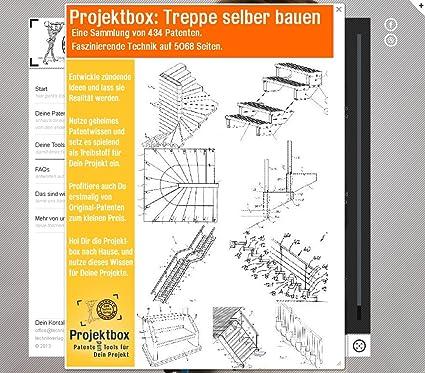 treppe selber bauen deine projektbox inkl 434 original. Black Bedroom Furniture Sets. Home Design Ideas